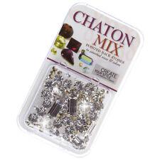 Swarovski Chaton Mix Crystal Rhinestones Crystal 4.5g (G101/4)