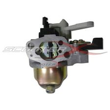 19mm Carb 196cc 6.5 HP 163cc 5.5 HP Carburetor Honda GX200 Engines Sport Karts
