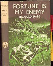 FORTUNE IS MY ENEMY Richard Pape WW2 Hitler Auschwitz