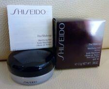 SHISEIDO The Makeup Matifying Veil, Oil-Free SPF 15, 11g/0.38oz Brand New in Box
