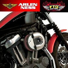 Arlen Ness Big Sucker Stage I Air Filter Kit for OEM Cover 88-up HD XL 18-824