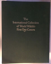 The International Collection Of 108 Wildlife First Day Covers 1976-1978