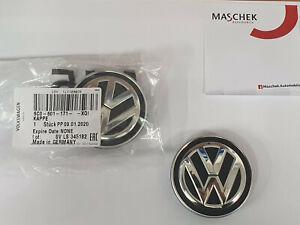 Orginal VW Nabendeckel 6C0601171  XQI kleine Ausführung vom VW Partner