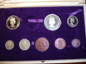 1971 Mauritius Proof Set - Limited Edition