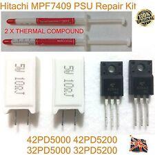 Hitachi repair kit MPF7409 HA01262 MPF7409L PCPF0038 2SK2843 K843 37PD5000 HSINK