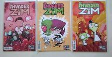 INVADER ZIM #20#21#22 LOT of 3 Oni Press 1st Print