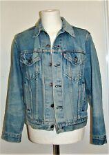 Vintage 80s - Levis Denim Jacket (70506 0214) - Size 40 - Thames Hospice
