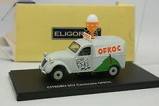 Eligor 1/43 - citroen 2CV Kleintransporter ofkoc