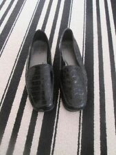Marks and Spencer Women's Patent Leather Wide (E) Flats