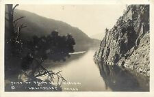 c1920 RPPC Postcard Point No Point, Lake Chelan WA, L.D. Lindsley 964 Unposted