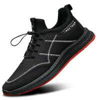 Men's Running Shoes Outdoor Sport Breathable Comfortable Jogging Sneakers New
