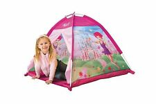 NEW Kids Fairy Giocare Tenda Indoor Outdoor Playhouse 112X112 Pigiama Party attività