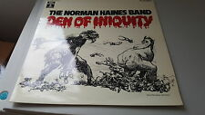 "NORMAN HAINES BAND ""DEN OF INIQUITY"" ORIG FR 1971 MINT/ARCHIVE"