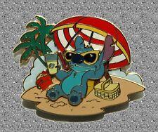 Stitch on the Beach - Disney Mall Japan - LE 250