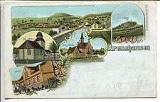 Ansichtskarten vor 1914 aus Thüringen mit dem Thema Dom & Kirche