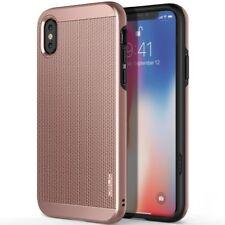 OBLIQ® iPhone X Case [SLIM META] Dual Layer For iPhone X, iPhone 10 - Rose GOLD