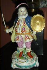 Antique England Bow Porcelain C1760 Figurine of James Quinn As The Falstaff Rare
