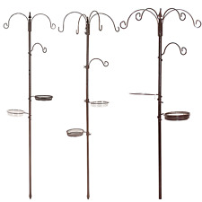 BIRD FEEDING STATIONS - CHOICES - WITH FEEDERS - W/OUT FEEDERS
