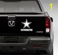 Dallas Cowboys Logo  Vinyl Car Truck DECAL  Window STICKER Graphic