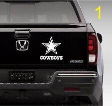 Dallas Cowboys Logo  Vinyl Car Truck DECAL - Window STICKER Graphic