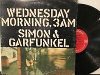 Simon & Garfunkel – Wednesday Morning, 3 A.M. LP 1964 Columbia – CL 2249 VG