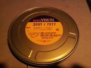 KODAK 16MM VISION COLOR NEGATIVE 320T / 7277 400FT SEALED & COLD STORED