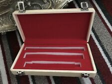 Traditional Irish D Flute Wooden Case Irish Flute Case/Wooden Case