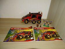 LEGO 70750  Ninjago Mobile Ninja Basis