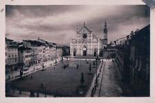 LOTTO DI FOTOGRAFIE DI FIRENZE ANNI '30 4-51