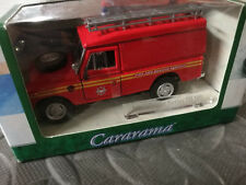 CARARAMA  LAND  ROVER  SERIE  3  FIRE  AND  RESCUE