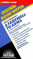 A Farewell to Arms : Notes by Barron's Educational Series Staff