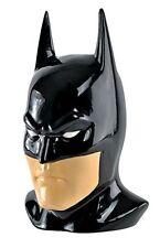 DC Comics BATMAN Head Bust Single Ceramic Bookend
