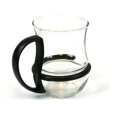 Tazze da cucina in vetro nero