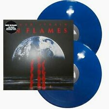 IN FLAMES - Lunar strain / Vinyl 2LP (Limited Edition blue vinyl, BOB 2010)