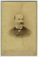 Napoleon ALKAN (Composer): Cabinet Photograph owned by Raymond LEWENTHAL