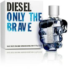 Diesel Mens Only The Brave Perfume Spray White Size 75 ml