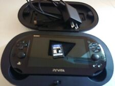 Sony PlayStation PS Vita Black (PCH-2001) WiFi Play Station PSVITA PCH 2001