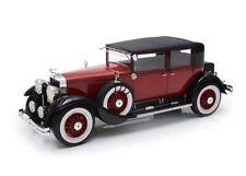 "Cadillac 341A Sedan ""Black/Red"" 1928 (Esval 1:43 / EMUS43077B)"