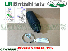 LAND ROVER STEERING RACK BOOT RANGE ROVER SPORT 05-13 NEW QFW500020