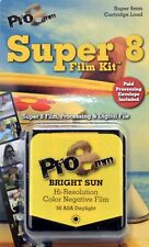 Super 8 Film Camera Kit ( New )