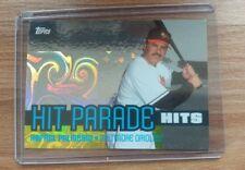 2005 Topps Hit Parade #HIT1 Rafael Palmeiro Baltimore Orioles Baseball Card