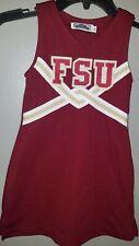 Girls YOUTH FSU Cheerleading Outfit