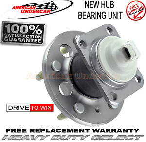 512078 HD Wheel Bearing Rear Hub Assembly for 92 - 16 Buick Chevy Pontiac