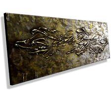 MK1 Art Bild Leinwand abstraktes Gemälde Kunst Malerei Bilder XXL Acryl Wandbild