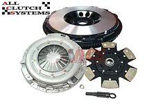 Valeo HD Stage 3 Clutch Kit+Racing Flywheel for 07-15 Nissan 370z 08-13 G37 3.7L