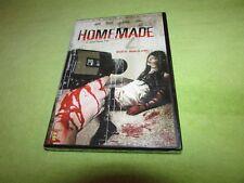 Homemade (DVD, 2008) NEW SEALED