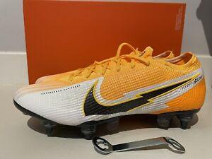 Nike Mercurial Vapor 13 Elite SG PRO Orange Men sz 10.5 Women sz 12 [AT7899-802]