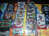Curtis Martin Football 37 Card Lot Inserts and Base Cards