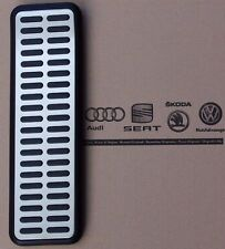 Audi A1 bis 2014 original S-Line Fußstütze footrest Pedalset Pedale S1 dead rest