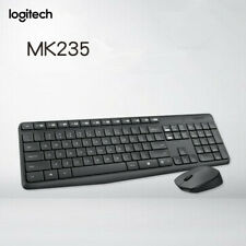 Logitech - MK235 Wireless Keyboard and Optical Mouse